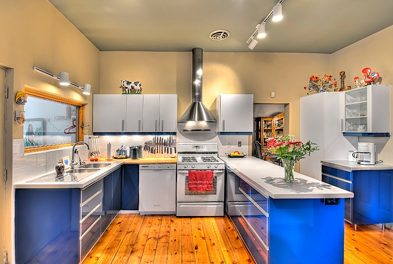 Real Estate Photography - Spence Residence Kitchen by Scott Webb
