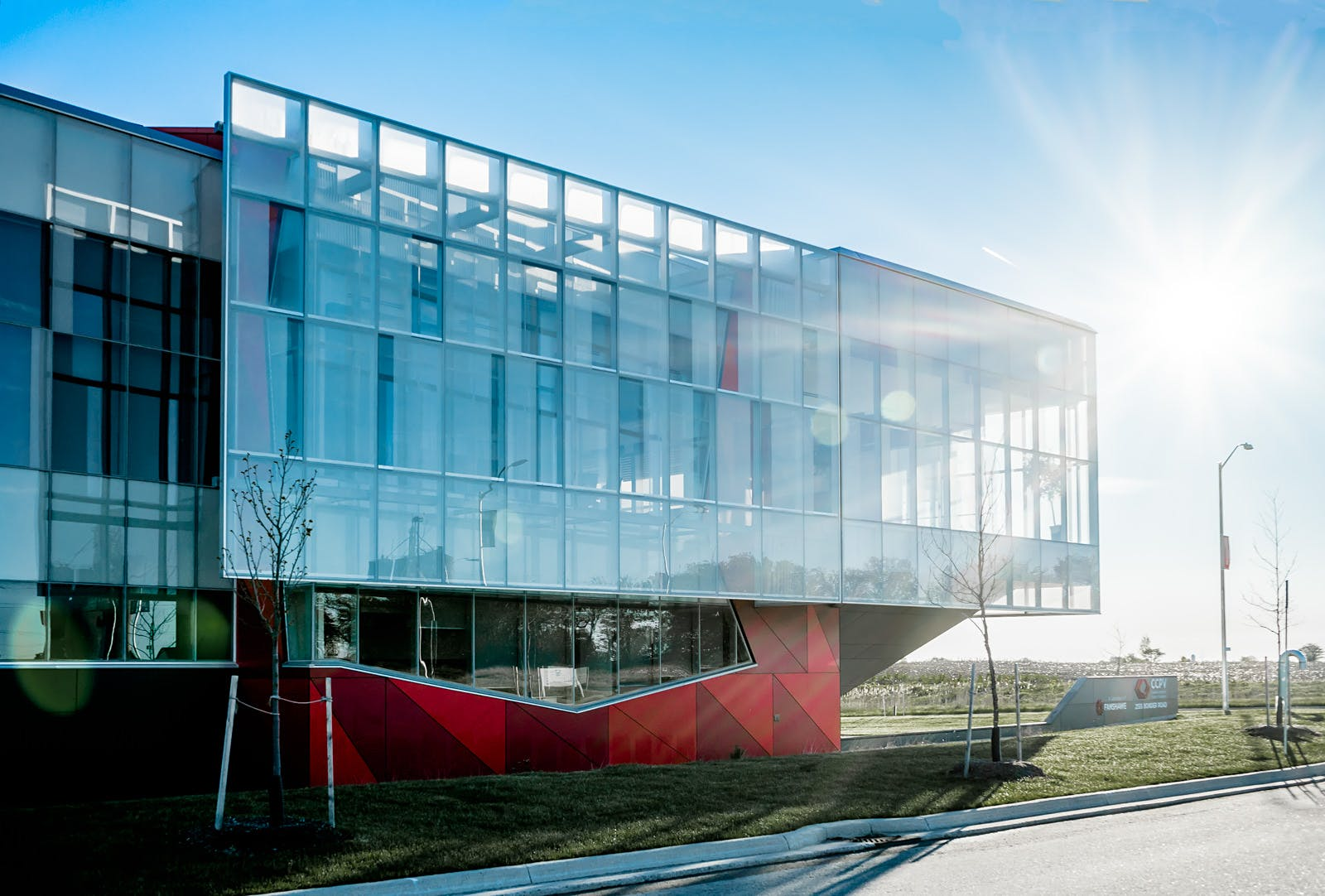 Canadian Centre for Product Validation - Architecture photography for aTRR