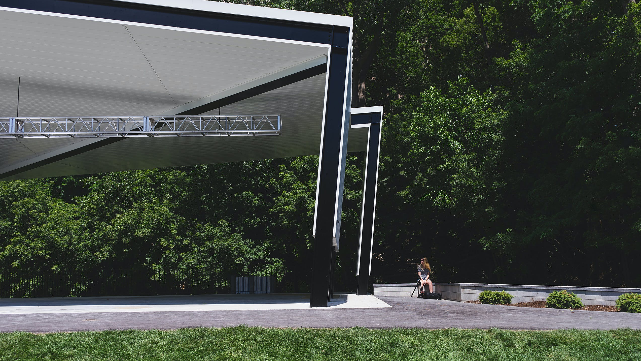 Meeting London's Canada 150 Pavilion in Harris Park Has Been Frustrating