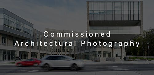 Commissioned Architectural Photography Exploration by Scott Webb Photography