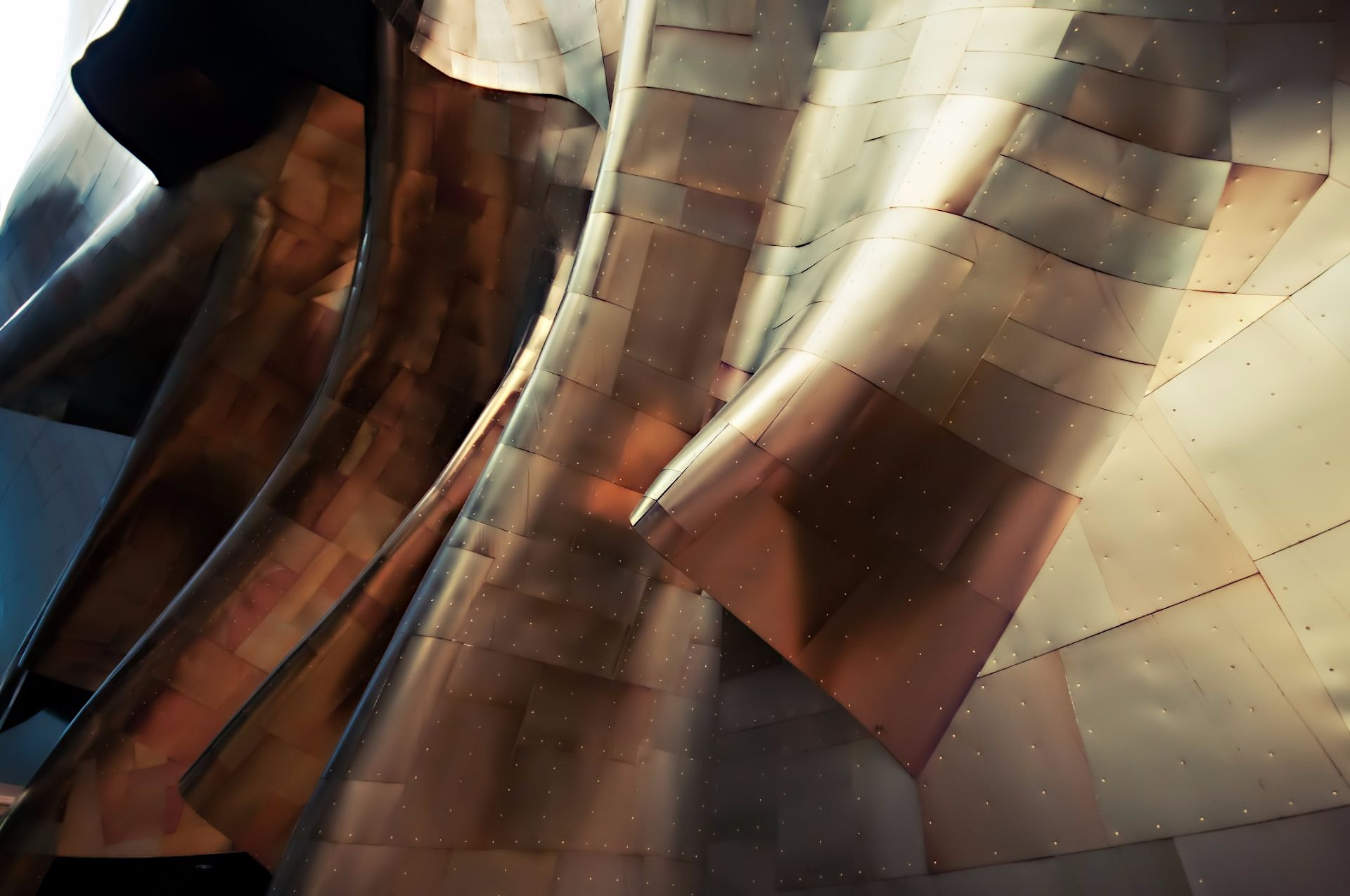 Experiencing the Architecture of the EMP