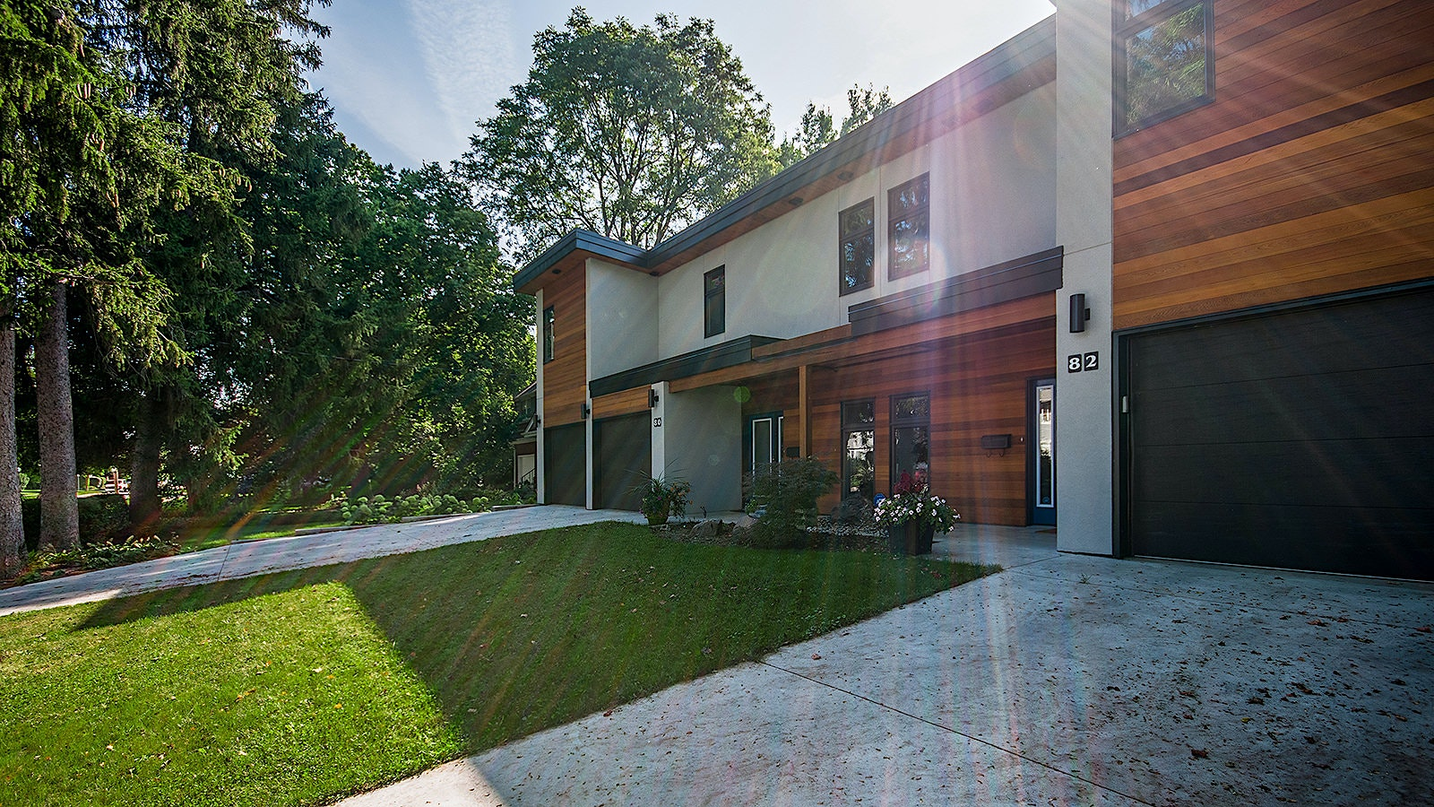 Architectural Photograph of Modern Home in Cavendish area London