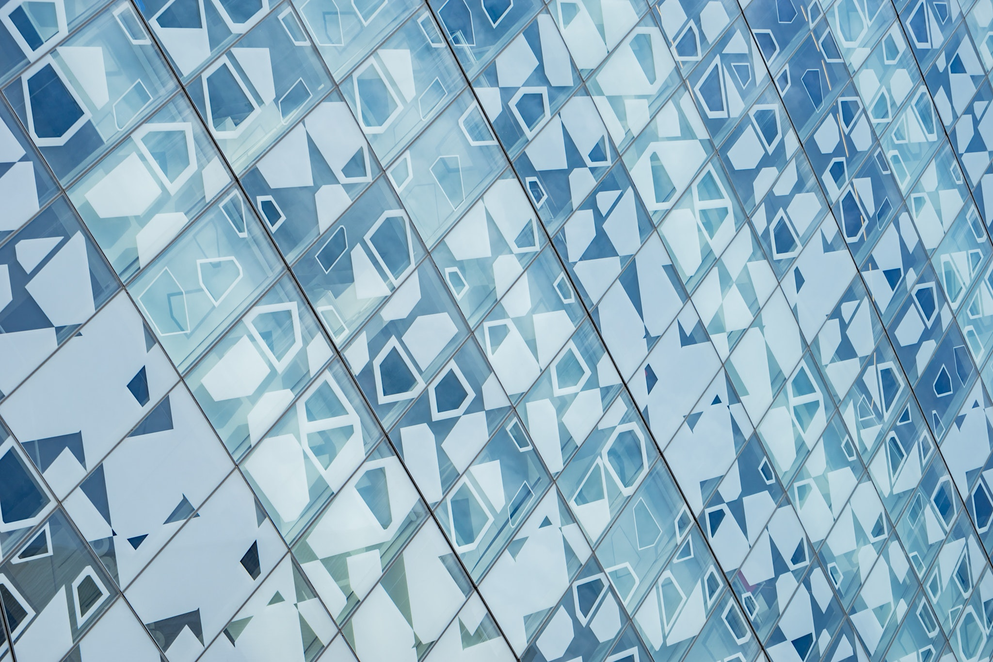 Detail photo of Ryerson Student Leaning Centre by Architectural Photographer Scott Webb