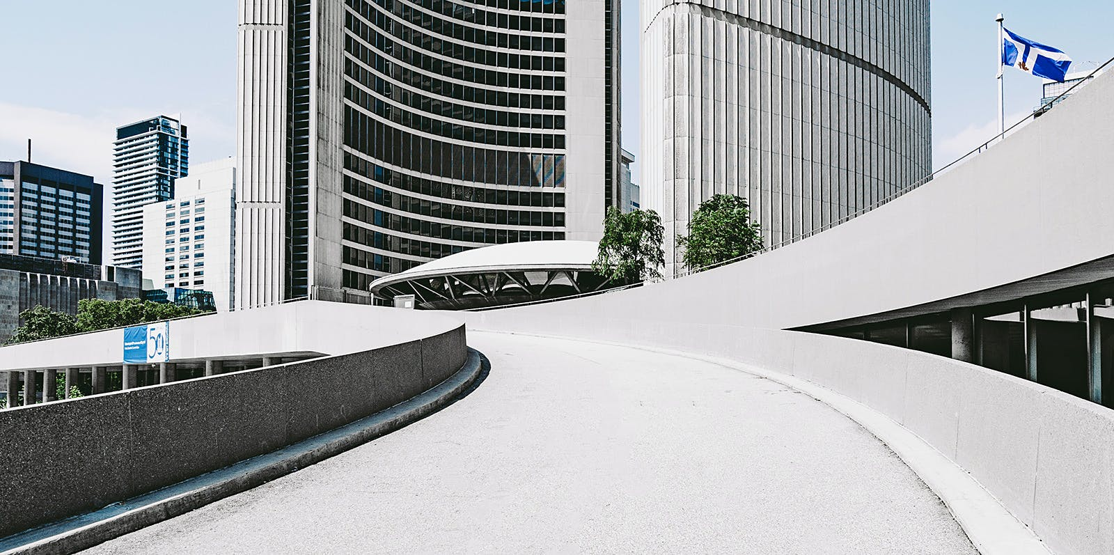 A Photo Tour of the Toronto City Hall Green Roof