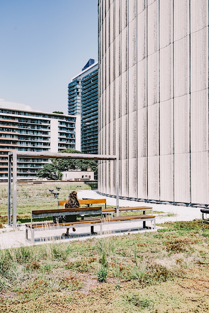 Toronto Green Roof Photo Tour by Architecture photographer Scott Webb